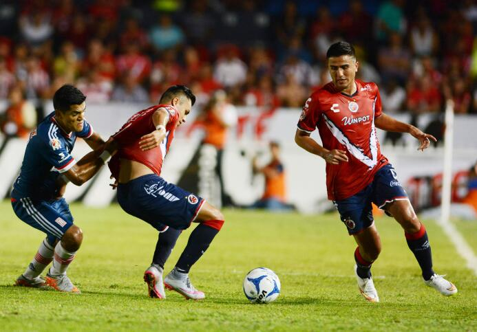 Darvin Chávez ya no está vinculado a Veracruz y es una opción para equip...