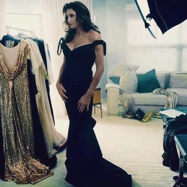 Caitlyn Jenner en fotos para Vanity Fair