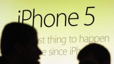 La acción contra el iPhone 5 en el Tribunal del Distrito Norte de Califo...