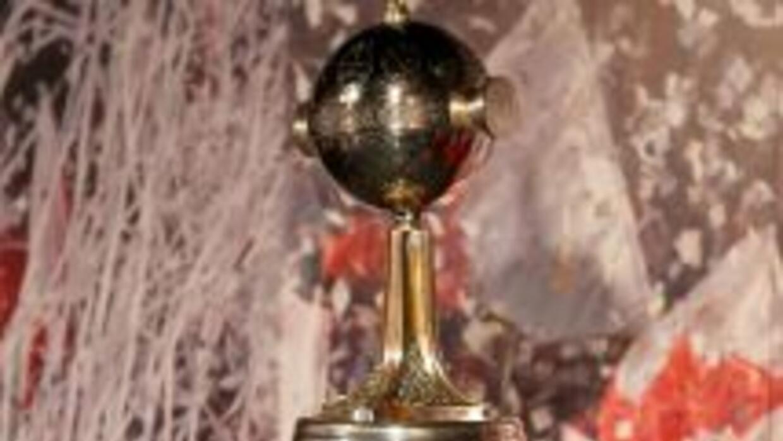 La Copa Libertadores, el trofeo del torneo de clubes