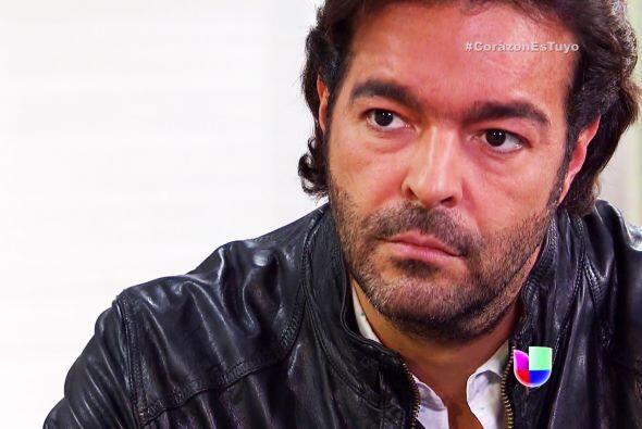 Dejar que Ana y Diego sean felices es formidable. Tú elegiste a Isabela...