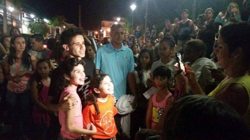 El joven participante de La Banda llegó a la Isla del Encanto procedente...