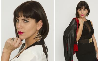 María Fernanda Yepes está feliz porque hará maldades en 'La Piloto'