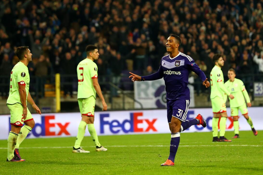 18. Nouri Thielemans (Anderlecht) - El jugador belga ha participado en 2...