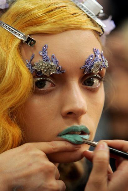 Ahora entendemos de dónde saca tantas ideas Lady Gaga, ¿a poco no les re...