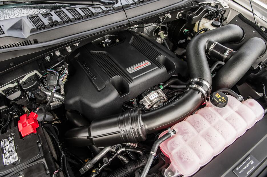 Hennessey VelociRaptor 600 Twin Turbo 2017