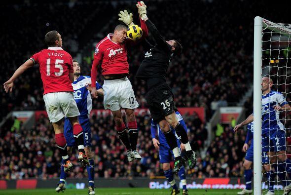 Manchester fue mucho más que su rival y eso quedó reflejado en el result...
