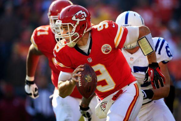 30. Kansas City Chiefs  Valor: $1,008 millones.  Dueño: Familia Lamar Hunt.