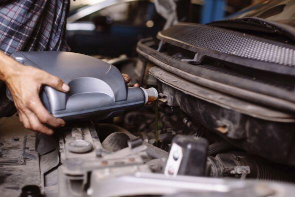 6-Préstale atención al aceite. Los cambios de aceite y filtros de aceite...