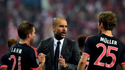 Bayern protesta ante UEFA por sus hinchas