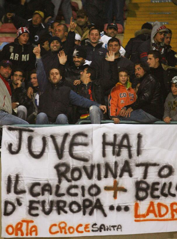 Para saber gozar primero hay que saber sufrir: Juventus en la Serie B Ge...