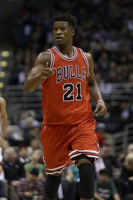 Jimmy Butler / Restringido / Shooting Guard / 6-7 / Equipo: Chicago 20,...