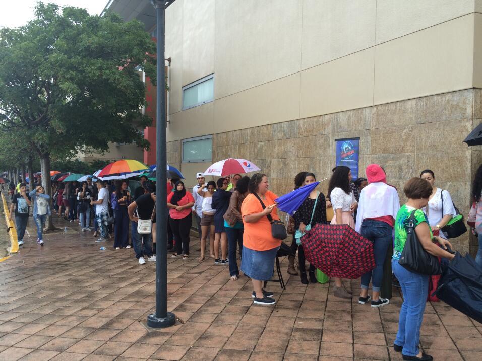 Las audiciones de La Banda comenzaron viento en popa en Puerto Rico. Cie...