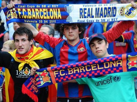 Llegó el día esperado, la Final de la Copa del Rey 2011, c...
