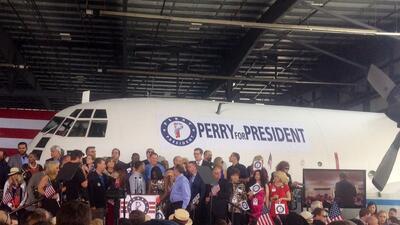 Anuncio Rick Perry