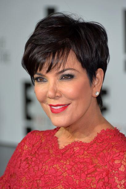 Kris Jenner, no es actriz ni cantante, pero la reina del imperio Kardash...