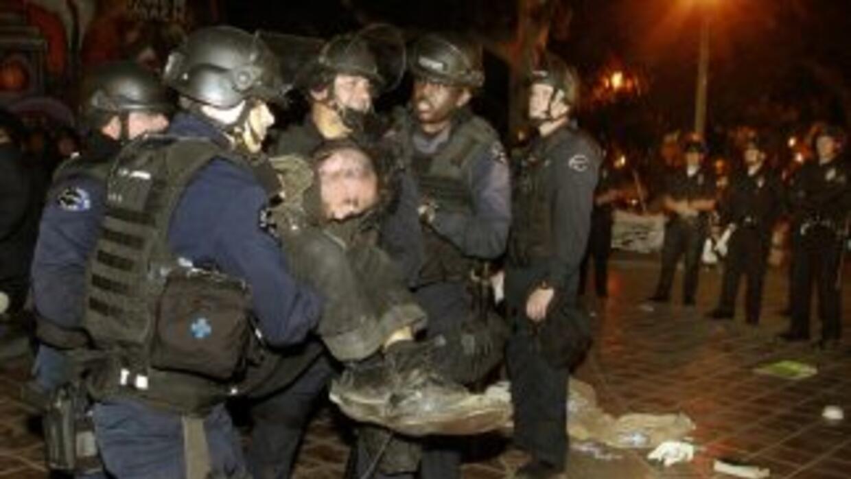 El movimiento de Occupy es histórico no solamente por generar un sano de...