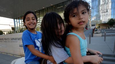 EEUU anuncia programa para recibir a algunos niños centroamericanos