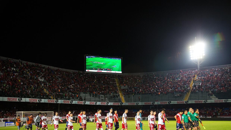 El color de la jornada 8 del CL2017 de la Liga MX 1.jpg