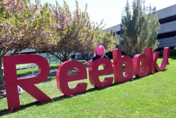 Reebok es una forma estilizada de Rhebok.