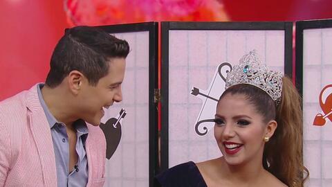 Miss Ecuador  2016 descubrió cuál de los CNCO es el mejor partido, ¿tend...