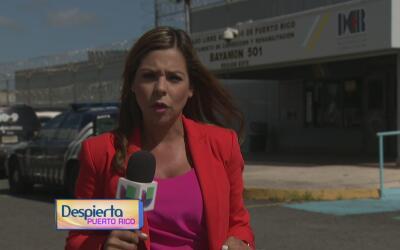 Presos de Bayamón emiten su voto en el plebiscito desde este viernes
