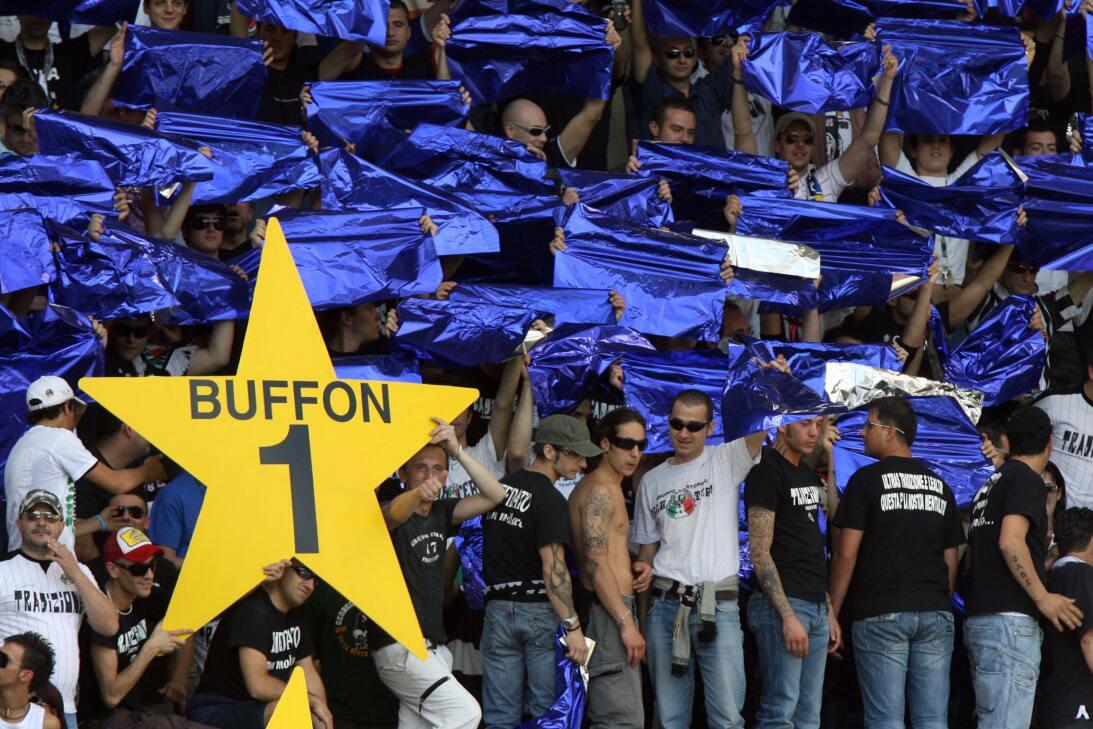 La carrera de Gianluigi Buffon