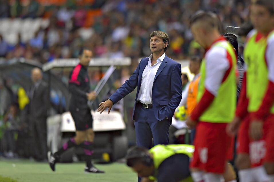 Mauro Boselli reconoció que su gol contra Toluca debió invalidarse  Hern...