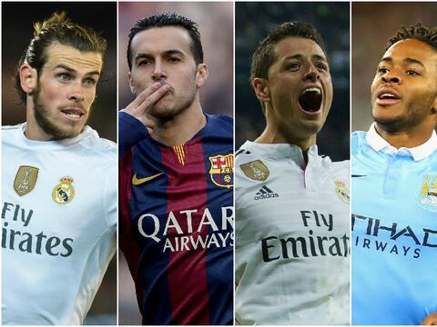 Clubes del Viejo Continente preparan la nueva temporada comprando lo mejor