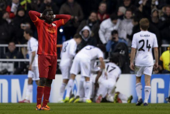 La derrota le costó mucho al Galatasaray, que con este resultado...