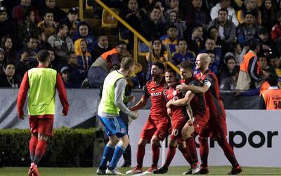 Toronto FC tendrá una difícil serie de semifinales frente...