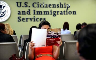La misión de USCIS ya no es asegurar que EEUU sea una naci&oacute...