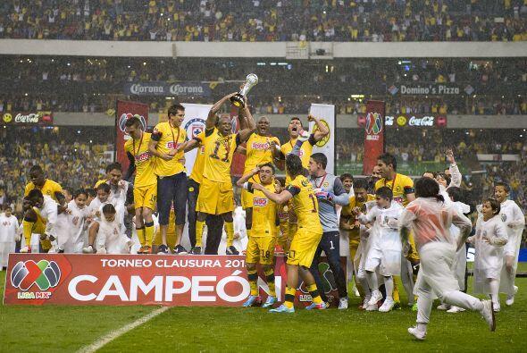 La decimoprimera estrella llegaría en el Clausura 2013, el equipo dirigi...