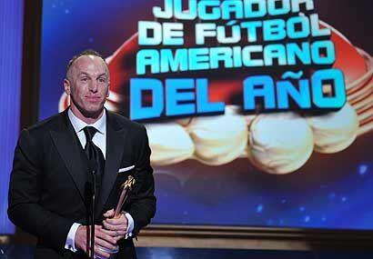 El querterback Jeff García, fue nombrado como mejor jugador de Fútbol Am...