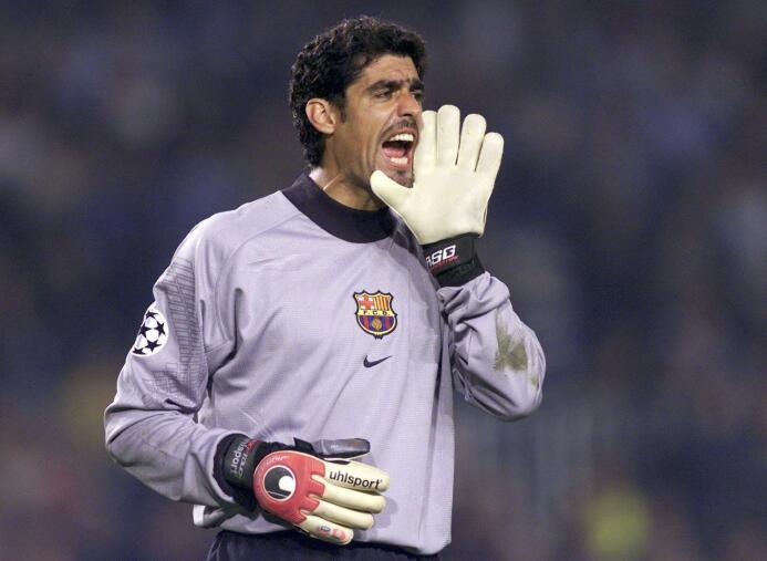 16. Roberto Bonano (2001-2003)