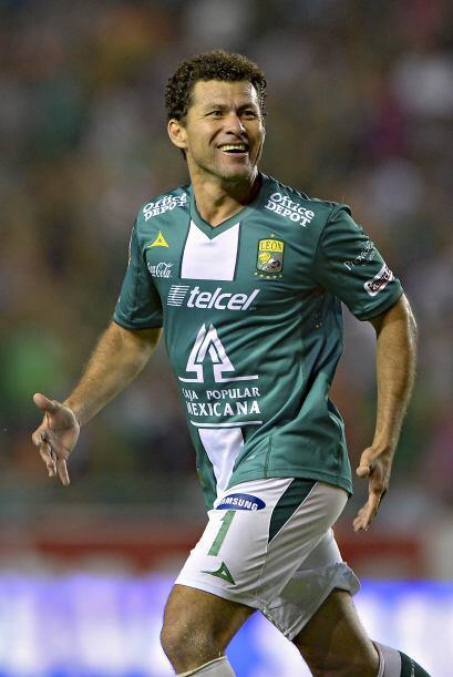 Miguel Sabah se ha reencontrado con el gol en León, su cuota anotador se...