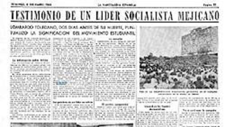 La hemeroteca de La Vanguardia refleja 127 años de noticias de todo el m...