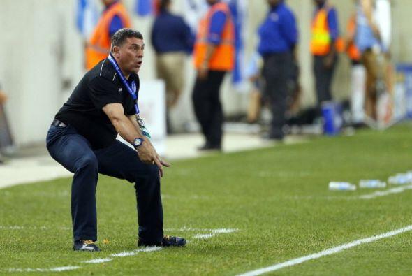 Honduras no ha presentado su mejor versión en esta Copa Oro y ha resenti...
