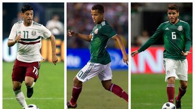 Con influencia del trío de la MLS, México sueña con que Rusia sea el mejor Mundial de su historia