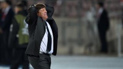 Miguel Herrera, exdirector técnico de la Selección Mexicana de Fútbol.