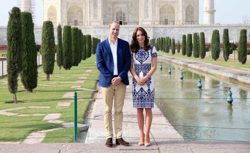 Los 50 mejores vestidos que usó Kate Middleton en 2016 GettyImages-52155...