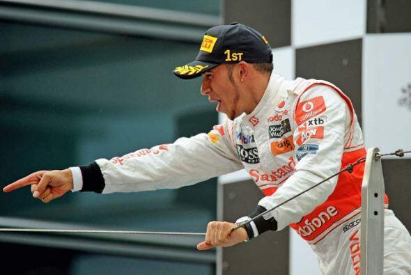 Hamilton parece ser el único rival de cuidado para Vettel en la temporad...