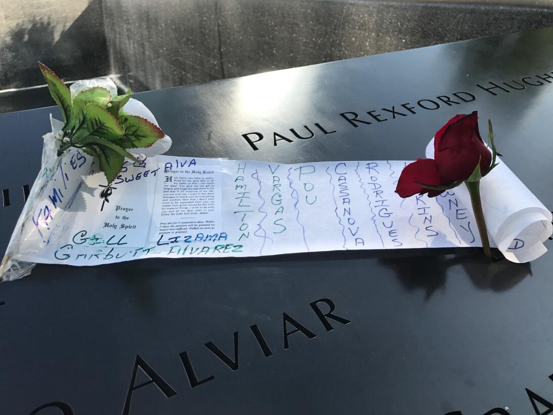 """""""Han pasado 16 años y se siente como ayer"""": Así recordaron a las víctima..."""