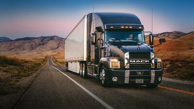 Mack Anthem el transporte de carga tan lujoso y confortable como nunca antes