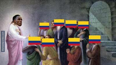 Memelogía: después del dramático Inglaterra vs Colombia, no faltaron los clásicos memes