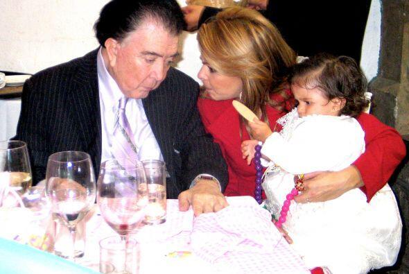 Itatí nació el 13 de mayo en la Ciudad de México. S...