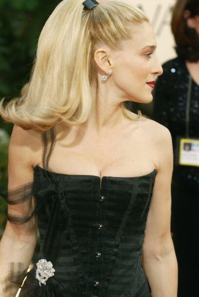 Una Sarah Jesssica Parker muy al estilo de Madonna.