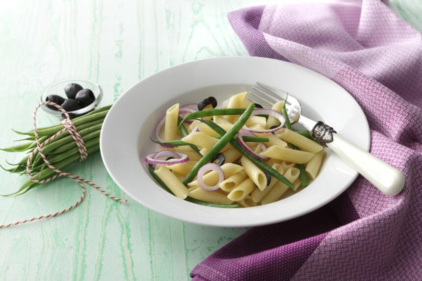 ensaladas con pasta