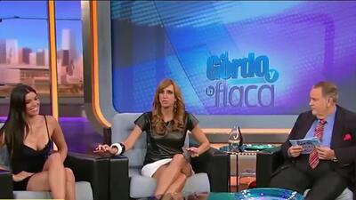 Recordamos la entrevista a la fallecida Gretchen Serrao cuando reveló cómo fue su cita con Luis Miguel