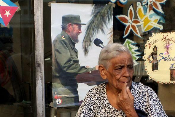 Hay diez ancianos más  que el año pasado en Cuba. En la isla viven 1,551...